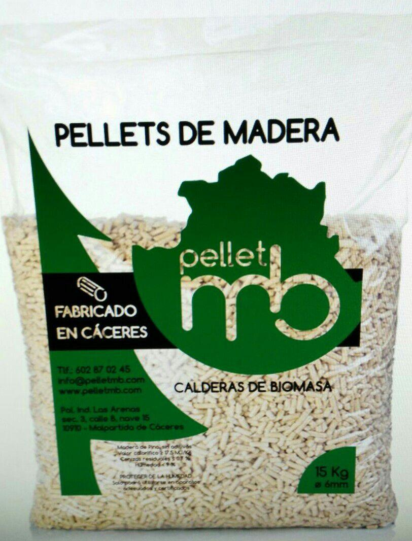 pellets de madera Cáceres Fabrica De Pellet MB