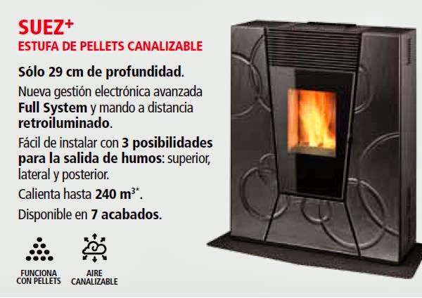 oferta en pellets Castellón FOC AMBIENT