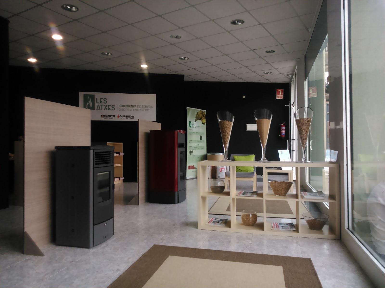pellets de madera Barcelona Ecopellets